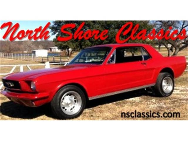 1966 Ford Mustang | 787429