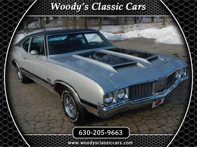 1970 Oldsmobile 442 | 787440
