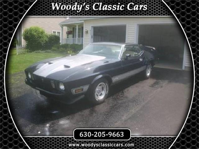 1973 Ford Mustang | 787444