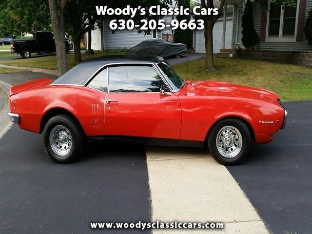 1968 Pontiac Firebird | 787452