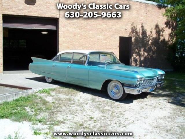 1960 Cadillac Series 62 | 787455