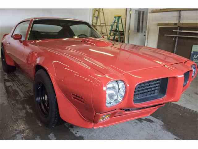 1973 Pontiac Firebird Trans Am | 780746