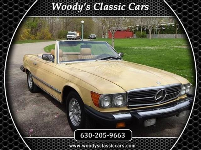 1983 Mercedes-Benz 380 | 787460