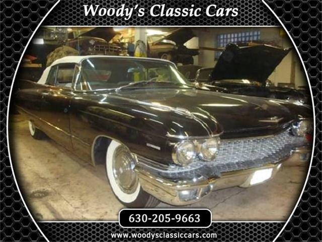 1960 Cadillac Series 62 | 787461