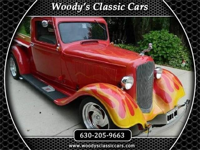 1935 Dodge Pickup   787462