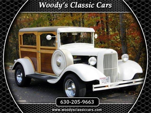 1932 Ford Woody Wagon | 787469