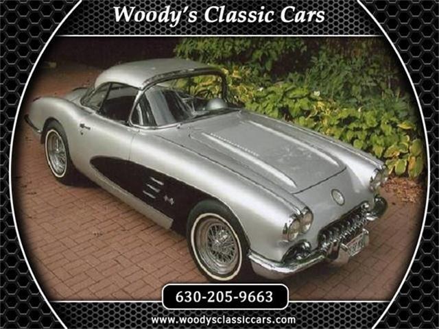 1958 Chevrolet Corvette | 787473