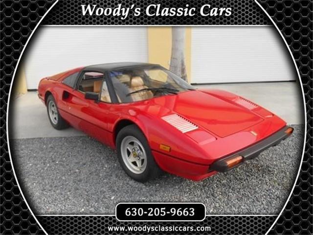 1981 Ferrari 308   787479