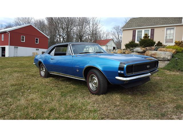 1967 Chevrolet Camaro RS/SS | 780748