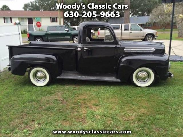 1951 Ford F1 | 787484