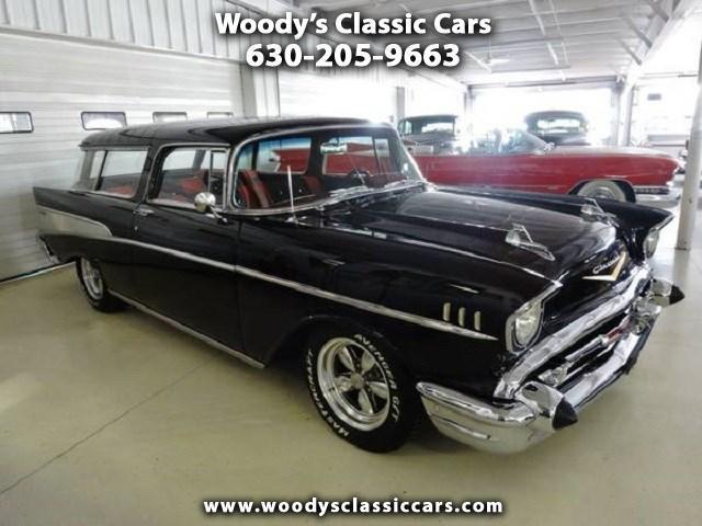 1957 Chevrolet Nomad | 787496