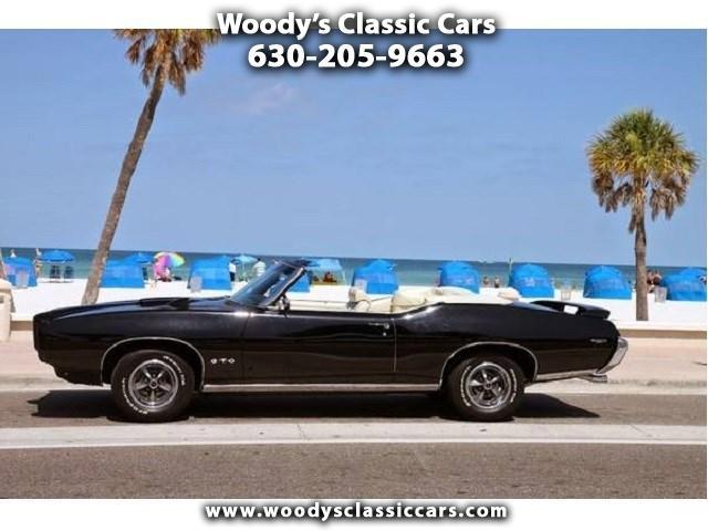 1969 Pontiac GTO | 787499