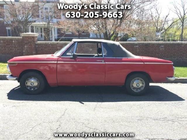 1969 BMW 1600 | 787501