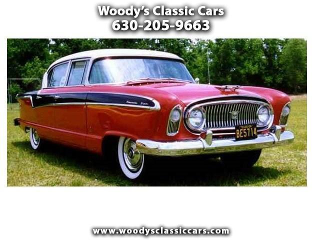 1956 Nash Ambassador | 787507
