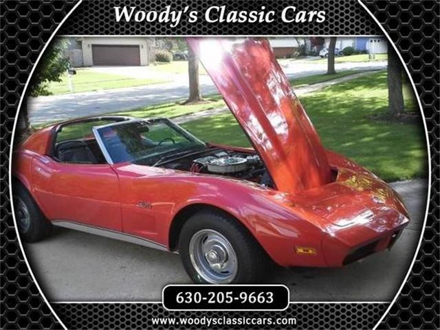 1973 Chevrolet Corvette | 787508