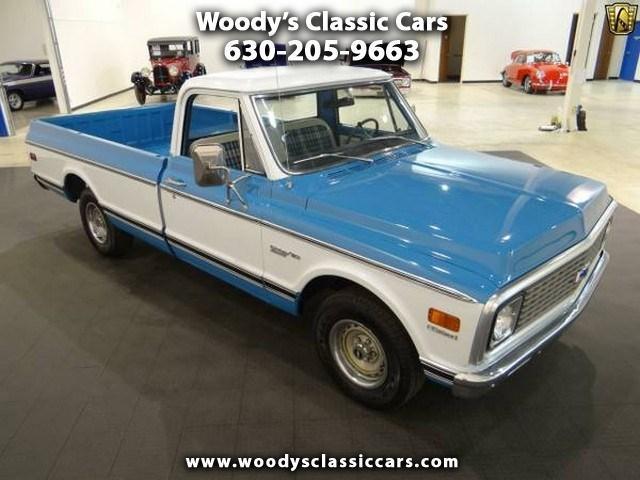 1972 Chevrolet C/K 10 | 787510