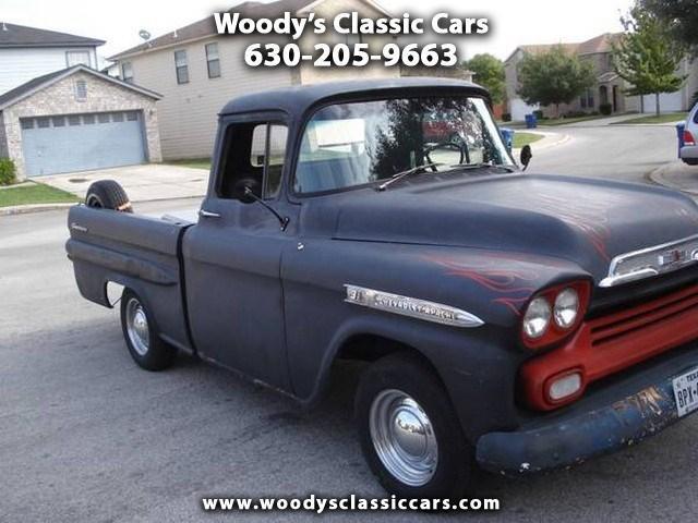 1959 Chevrolet 3100 | 787512