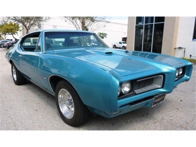 1968 Pontiac GTO | 787522