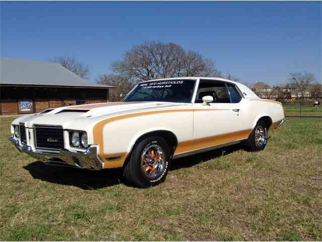 1972 Oldsmobile Hurst Indy Pace Car | 780755