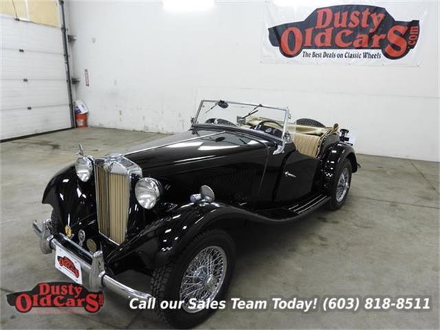 1952 MG TD | 780081