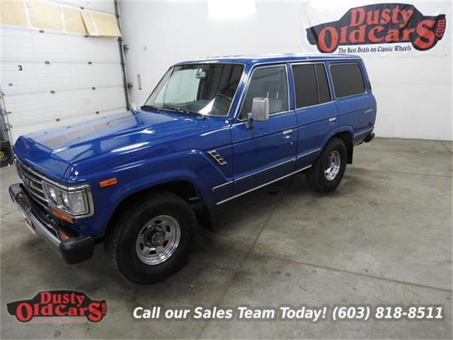 1988 Toyota Land Cruiser | 780082