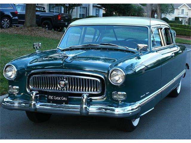 1954 Nash Ambassador | 789268