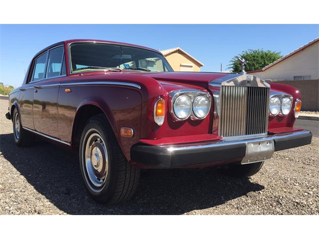 1978 Rolls-Royce Silver Shadow II | 789297