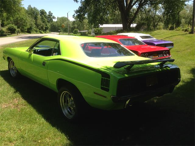 1970 Plymouth Barracuda   789298