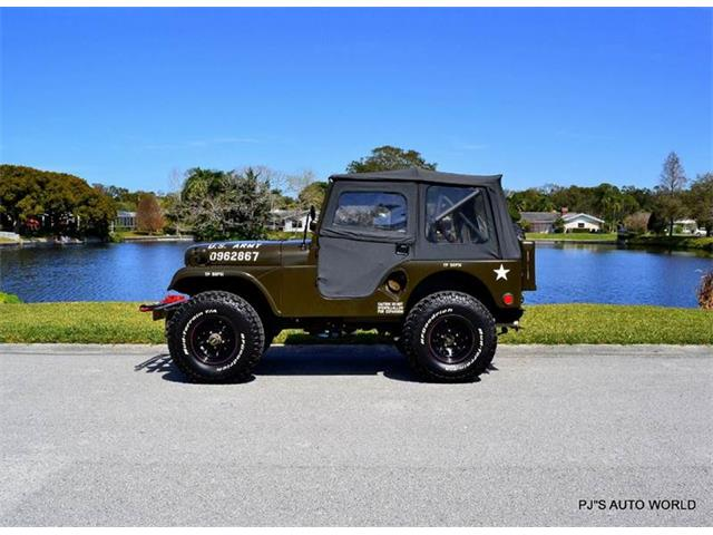 1955 Willys Jeep | 789301