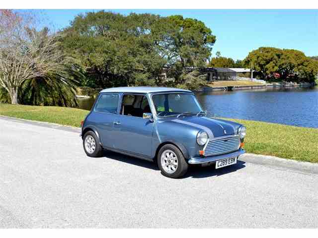 Picture of '85 Mini Cooper - GX1H