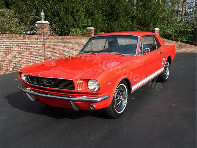 1966 Ford Mustang | 789319