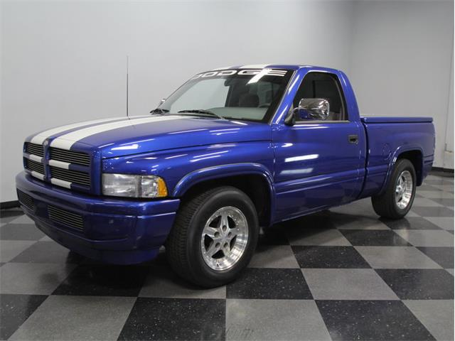 1996 Dodge Ram 1500 Indy Pace Truck | 789326