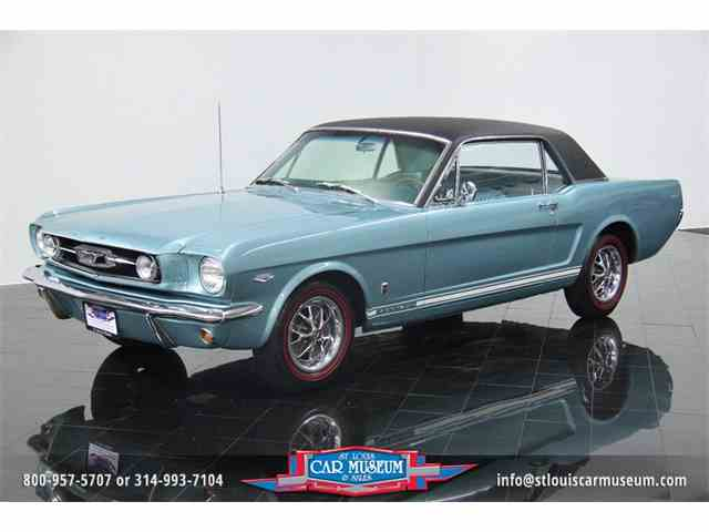 1966 Ford Mustang K-code GT Coupe | 789329