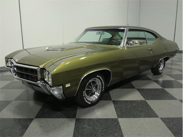 1969 Buick Gran Sport | 789332