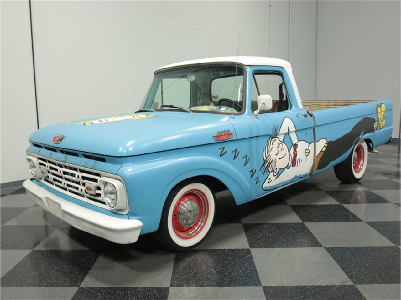 1964 ford f100 for sale cc 789336. Black Bedroom Furniture Sets. Home Design Ideas