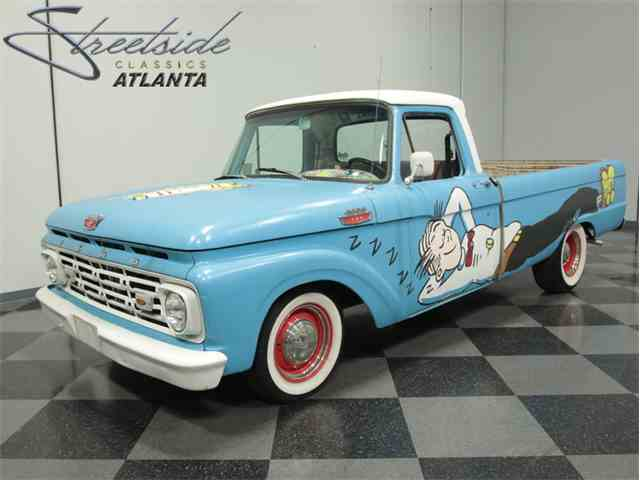 1964 Ford F100 | 789336