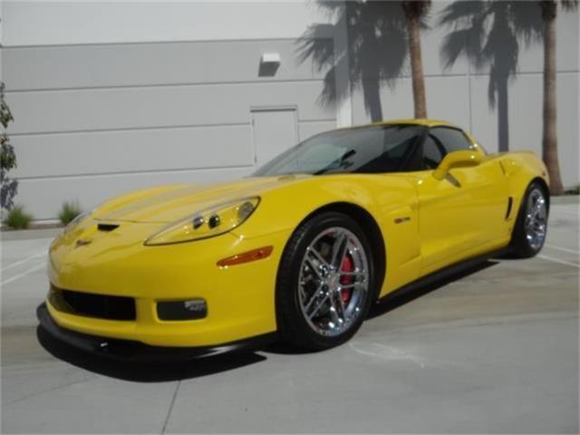 2006 Chevrolet Corvette Z06 | 789362