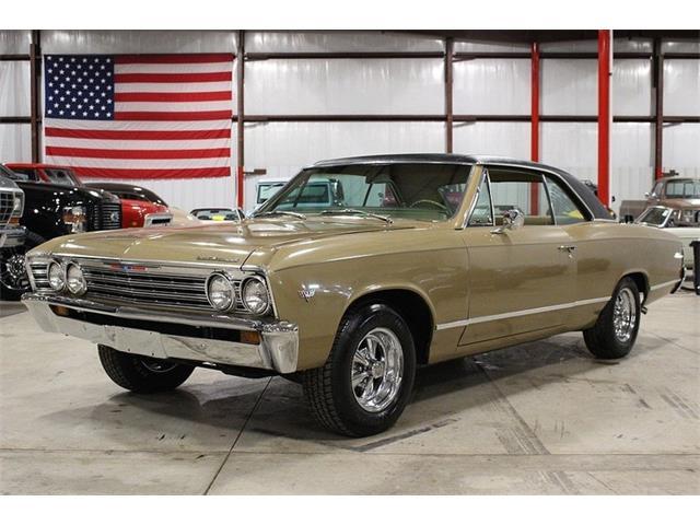 1967 Chevrolet Chevelle Malibu | 789375