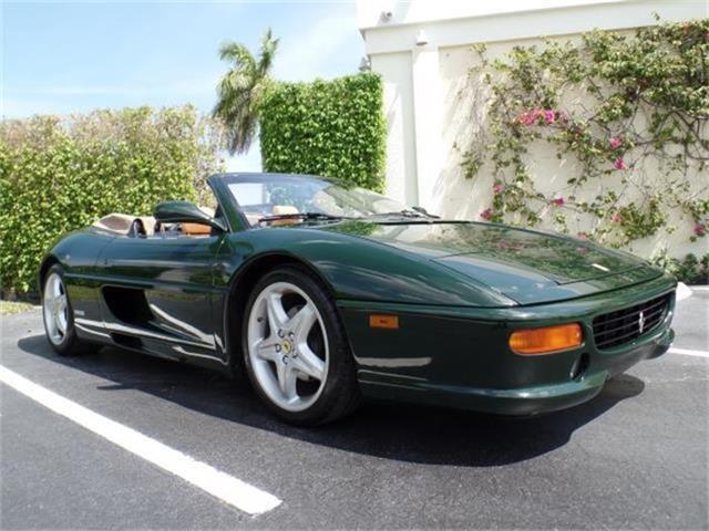 1995 Ferrari 355 | 789380