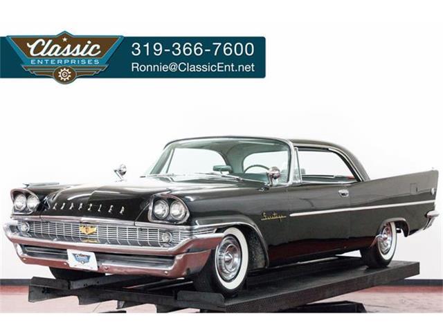 1958 Chrysler Saratoga | 789412