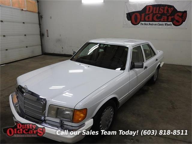 1990 Mercedes-Benz 300SE | 789428