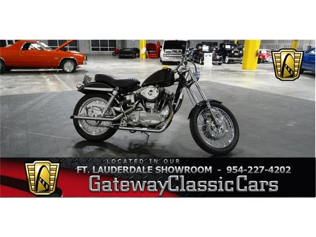 1968 Harley-Davidson Motorcycle | 789452