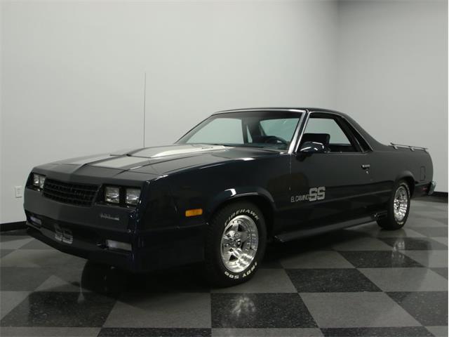 1987 Chevrolet El Camino Choo-Choo SS | 789459