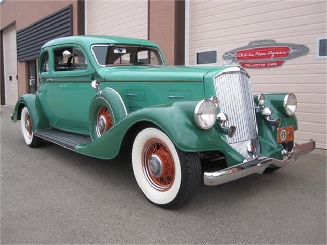 1934 Pierce-Arrow Silver Arrow | 789466