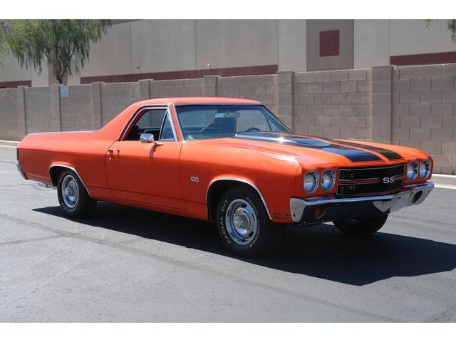 1970 Chevrolet El Camino for Sale  ClassicCarscom  CC947192