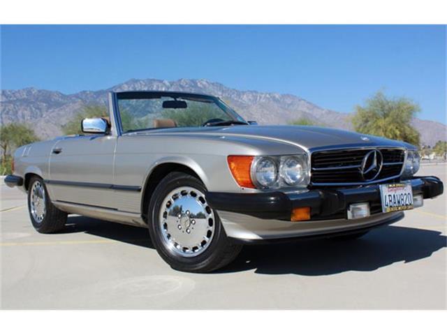 1987 Mercedes-Benz 560SL | 791458