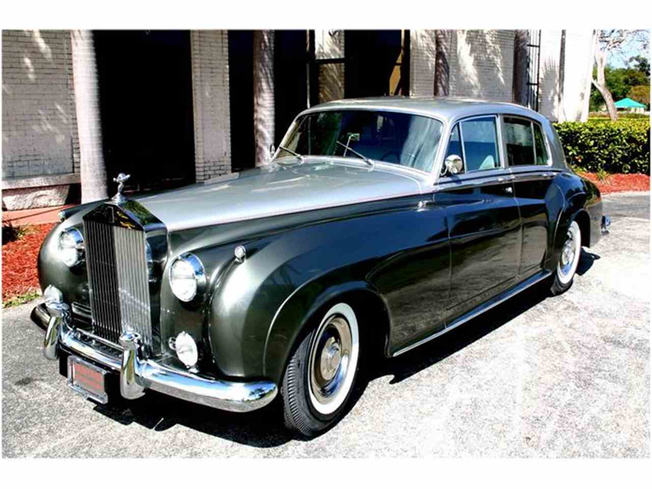 Classic Rolls Royce Silver Cloud For Sale On Classiccars Com