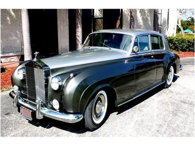 1962 Rolls-Royce Silver Cloud II | 791470
