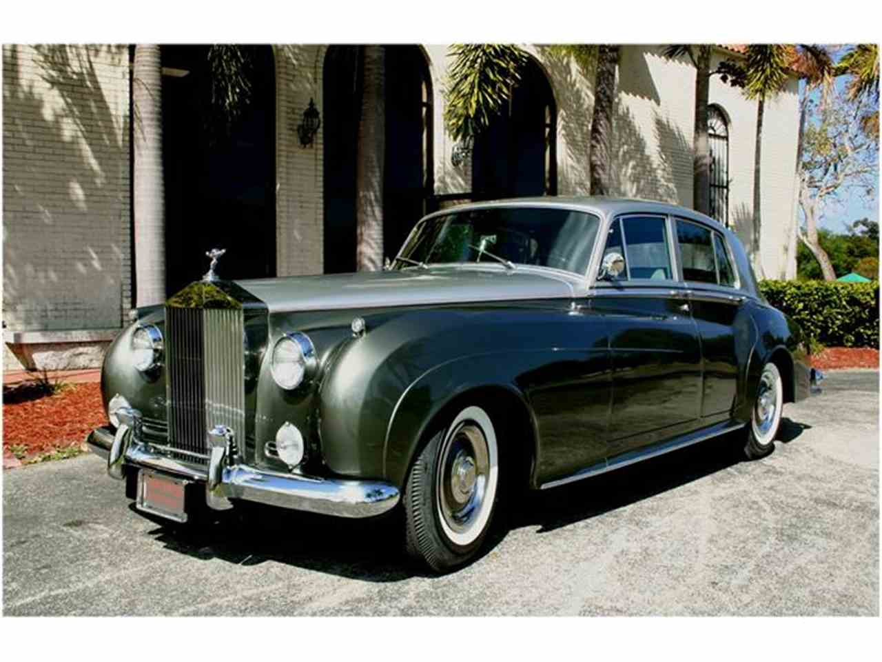 1962 rolls royce silver cloud ii for sale cc 791470. Black Bedroom Furniture Sets. Home Design Ideas