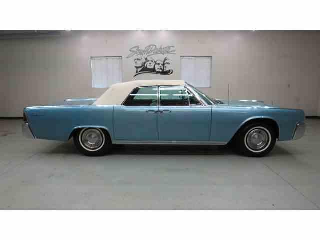 1963 Lincoln Continental | 791520